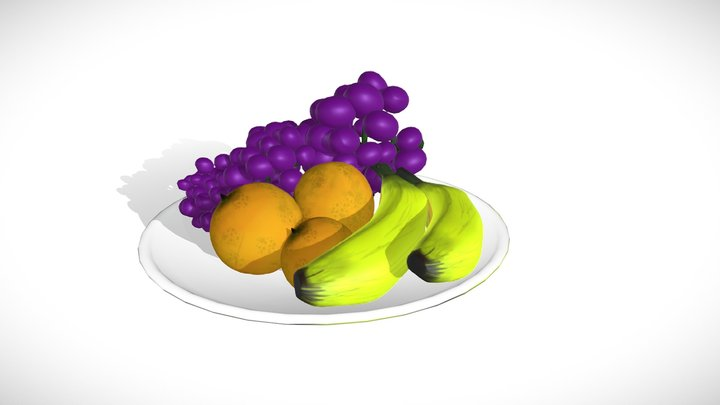 Fruits submission RPM 3D Model