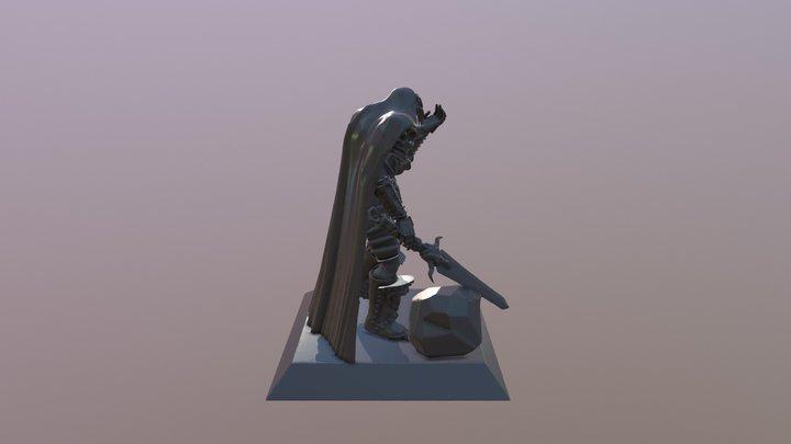 Boneheim LOWRES 3D Model