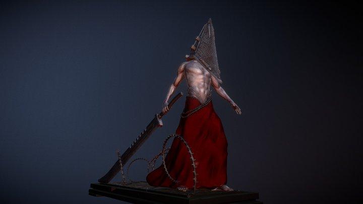Pyramid Head 3D Model