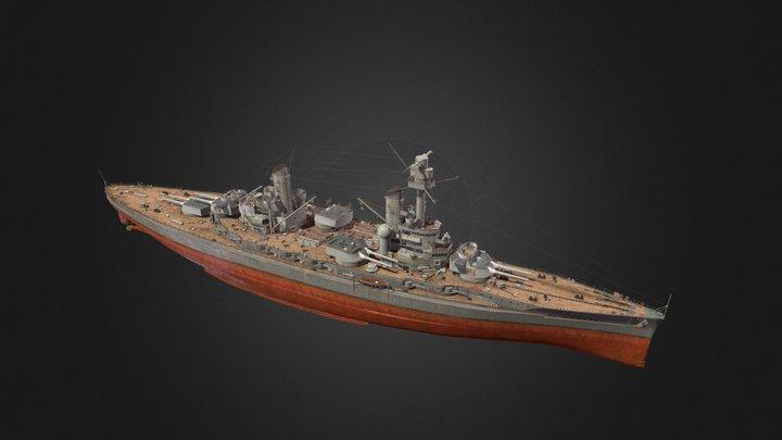 Kaiser 3D Model