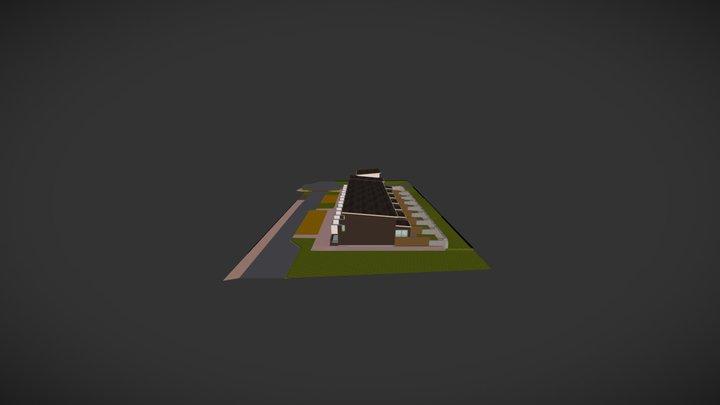 DEMO SKP 3D Model