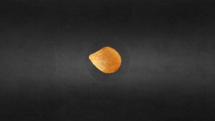 Chips Vincent 3D Model