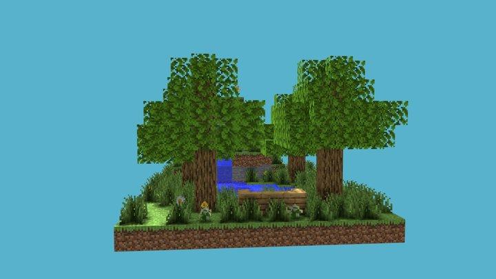 yard 3D Model
