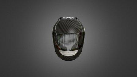 Capacete Starplast 3D Model