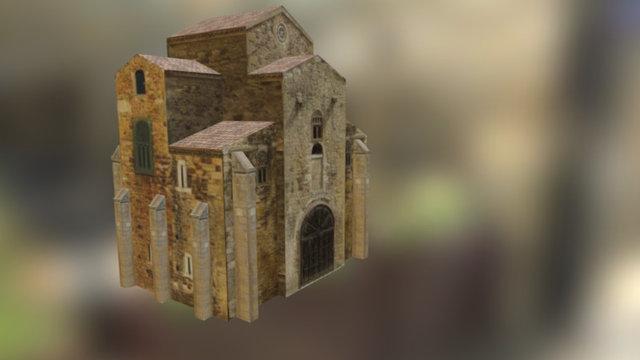 Chiesa 3D Model