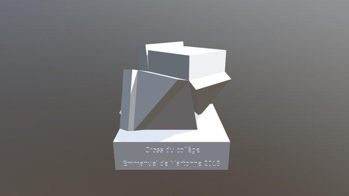 VENIER Bastien 4ème D Technologie Martonne 2017 3D Model