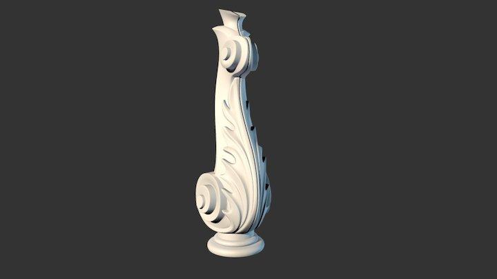 Snd3 3D Model