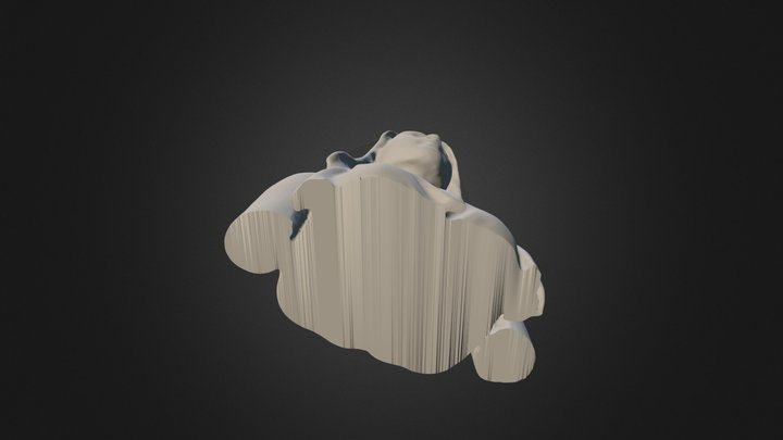 Anna 3D Model
