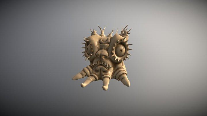 Idolo 35k 3D Model