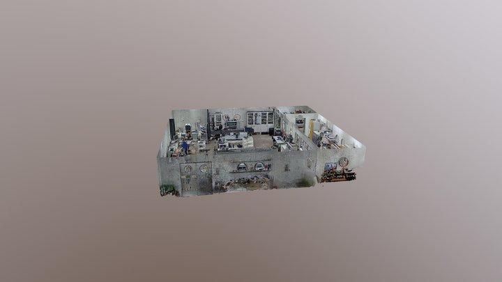 RISE Dimensional Laboratory 3D Model