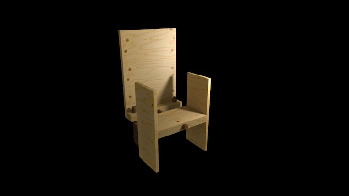 Anti-Confort 3D Model