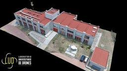 Talleres de Arte y Diseño (Edificio E) 3D Model