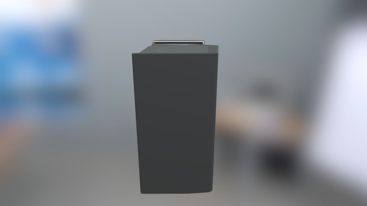 Smartwallet 3D Model