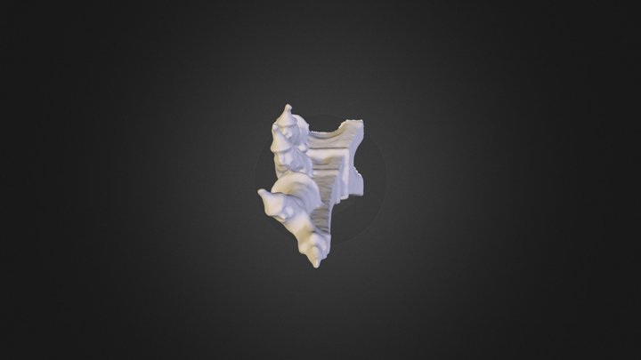 3 Santa Eifel 3D Model