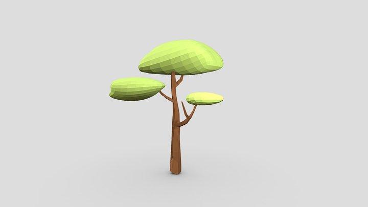 boomGroot_model_v002 3D Model