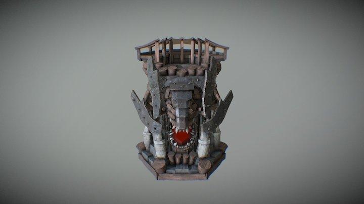 Chosen Nexus Preview 3D Model