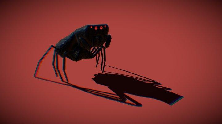Araña para Halloween / 2018 3D Model
