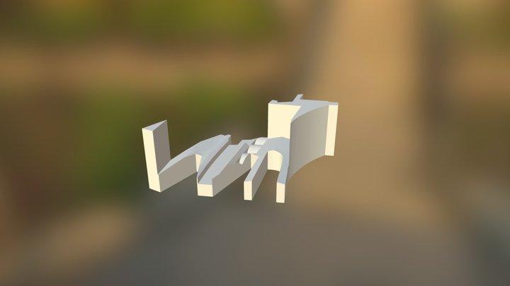 Borough Market Defining 3D Model