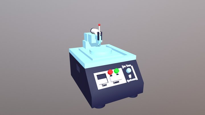Pulido 3D Model