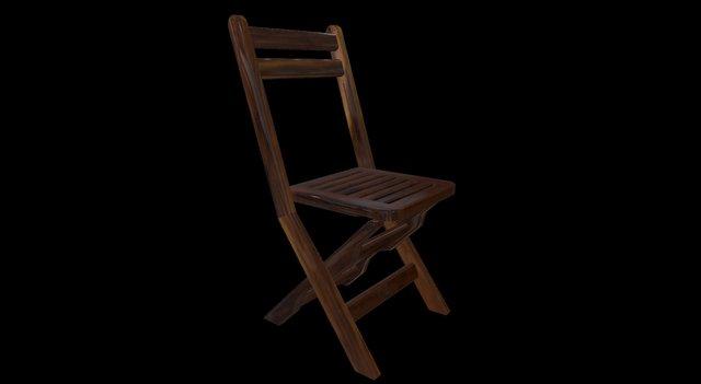 Cadeira 3D Model