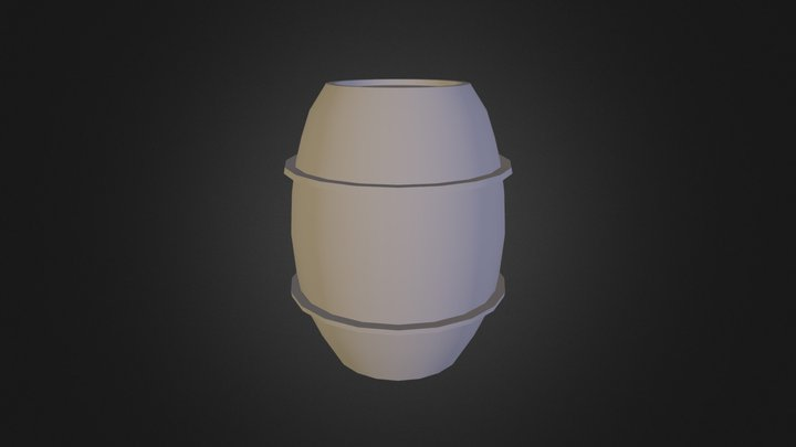 Barrelll 3D Model