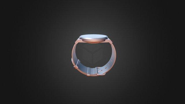 Triwa Falken Wrist Watch 3D Model