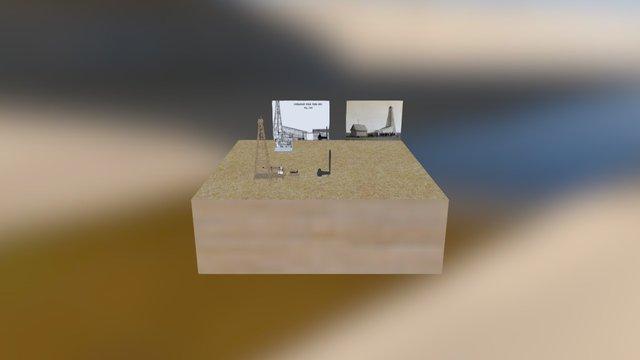 Canadian Rig test 3D Model