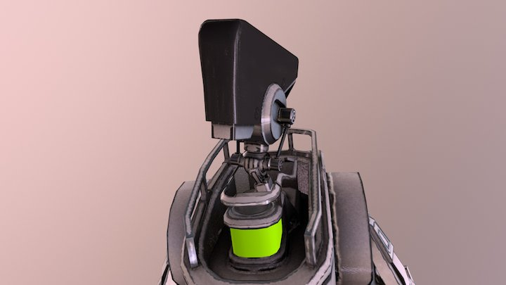 V-I-Tron 3D Model