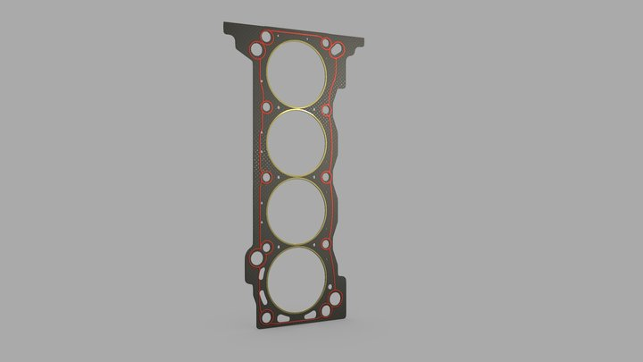 2TR_11115-0C020 (NK) 3D Model