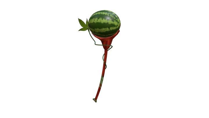 Melon Hammer 3D Model