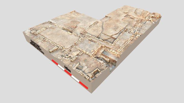 Arrabal Califal (Qurtuba) S.X d.C. 3D Model