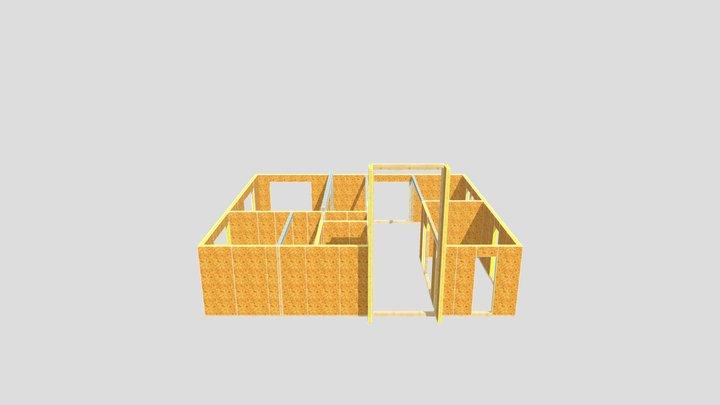 GS - ground floor - 2021.08.23 3D Model
