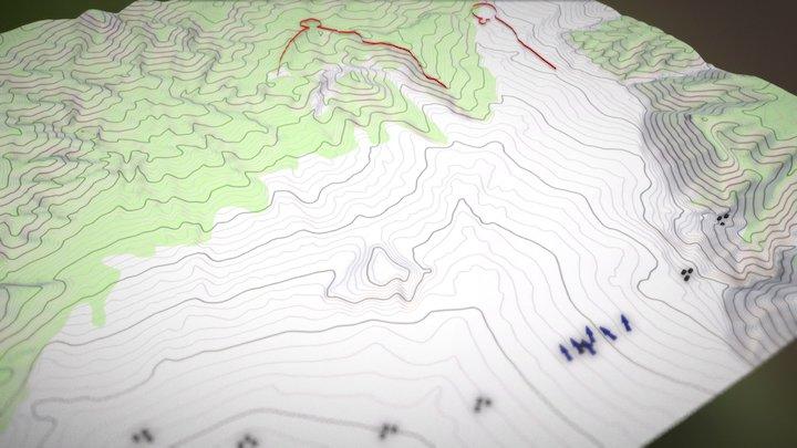 Great Basin Trap 3D Model