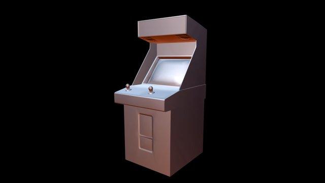 Arcade 3D Model