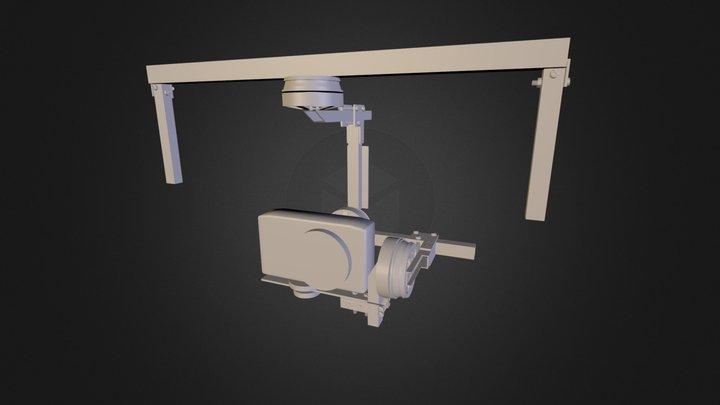Gimball 3D Model