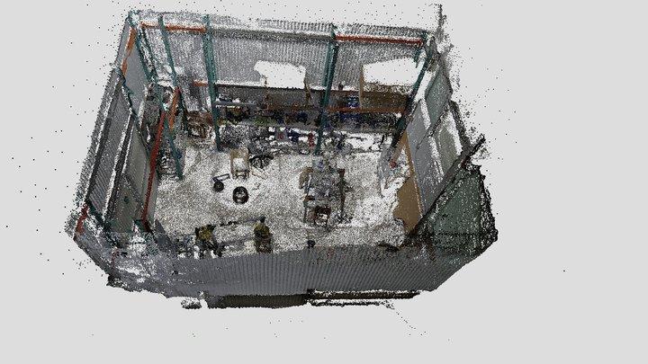 Turbine Workshop 3D Model