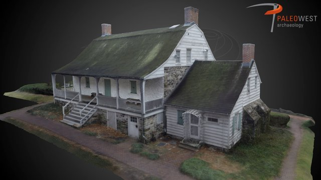 Dyckman Farmhouse 3D Model