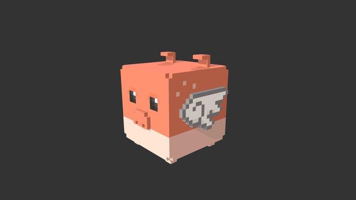 Pigly 3D Model