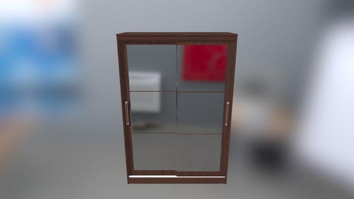 Komfort 13 (venge, pryamue zerkala) 3D Model