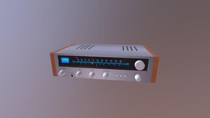 Stereo 3D Model