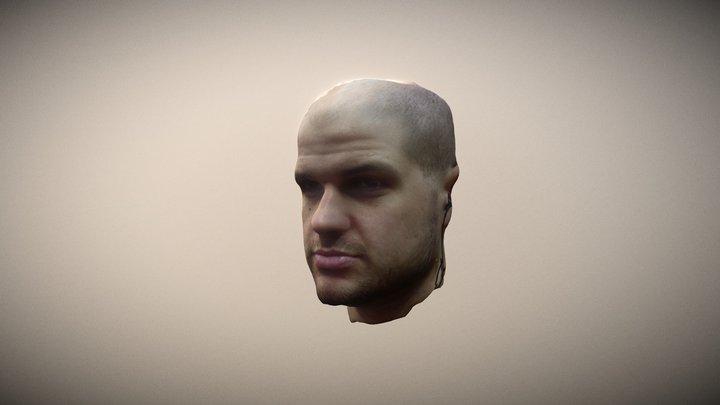 Sony 3d Creator [Selfie Scan] 3D Model