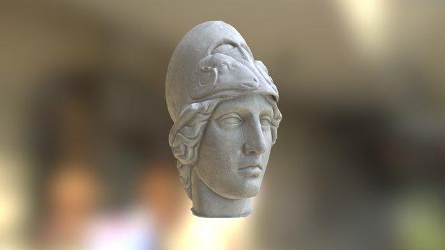 Athena 3D Model