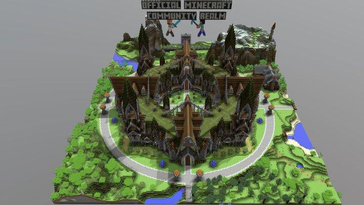 Community Realm 3D Model