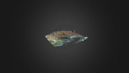 蘭陽博物館 3D Model
