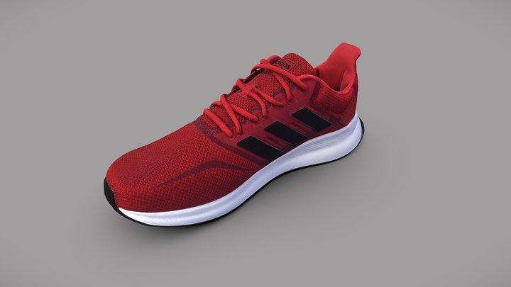 Adidas Runfalcon sneaker 3D Model