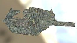 Mukran wreck 3D Model