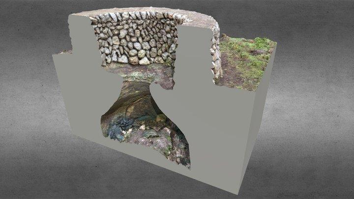Sitjot 3 de Torralba d'en Salort (UEN-SM) 3D Model