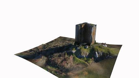 Torre de Sandias 3D Model