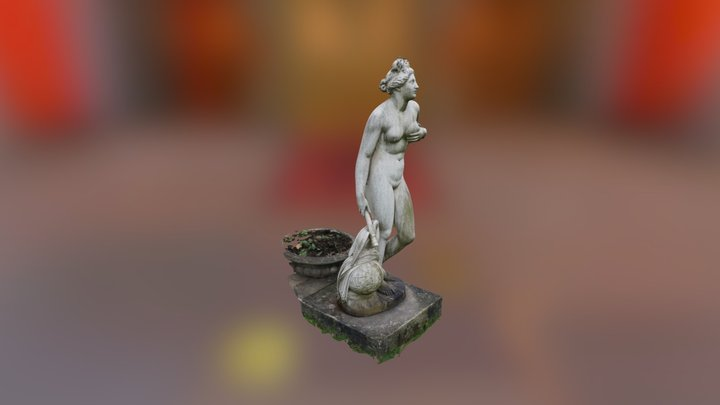 24 - SOL - Jardin des Plantes 3D Model