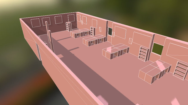 ITSC Base4 3D Model